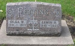Erwin Rudolph Fetting