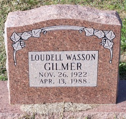 Loudell <I>Wasson</I> Gilmer