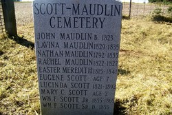 Lucinda <I>Maudlin</I> Scott