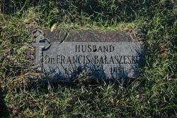 Dr Francis Balaszeskul