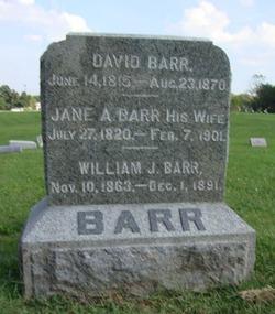 William J. Barr