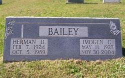 Imogen <I>Carter</I> Bailey