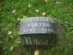 Cordelia <I>Quakenbush</I> Kenyon