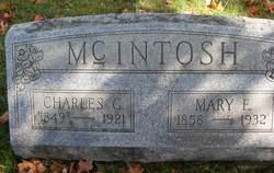 Mrs Mary E <I>Jameson</I> McIntosh