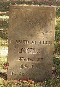 David M. Aber