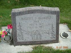"Maurice John ""Buck"" Helquist"
