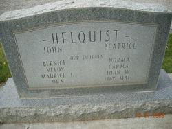 John Oluf Helquist