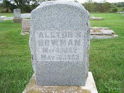 Alston H Bowman