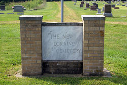 New Loraine Cemetery