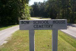 Bow School House Cemetery