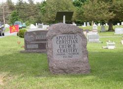 Croghan Apostolic Christian Cemetery