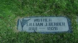 Lillian Jane <I>Peck</I> Gerber