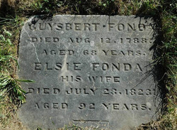 Elsie Winne <I>Douwe</I> Fonda