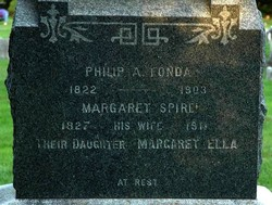 Margaret <I>Spire</I> Fonda