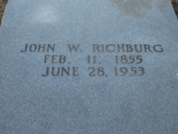 John Webster Richburg