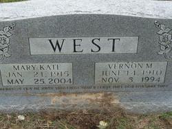 Vernon M. West