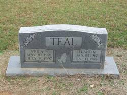 Leland M. Teal
