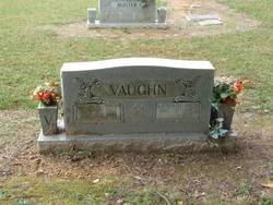 """Millard A. """"Tony"""" Vaughn"""