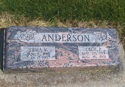 Cecil Peter Anderson