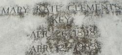 Mary Kate <I>Clements</I> Key