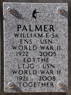 William Ellsworth Palmer Sr.