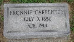 Fronnie <I>Little</I> Carpenter