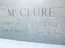 Jesse Louis McClure