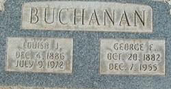 Louisa Jane <I>Allen</I> Buchanan