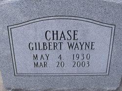Gilbert Wayne Chase