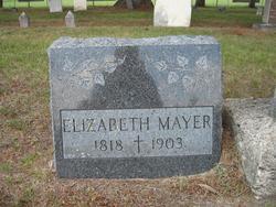 Elizabeth <I>Hagedorn</I> Mayer