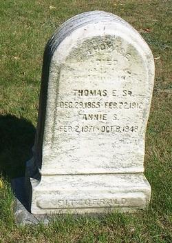Thomas E Fitzgerald