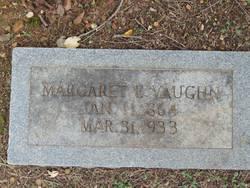 Margaret E. Vaughn