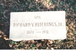Richard Vermillion Hitchings, Jr