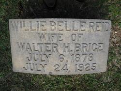 Willie Belle Reid Brice (1878-1925) - Find A Grave Memorial