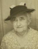 Virginia Gertrude <I>Walden</I> Bradshaw