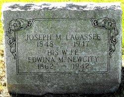 Edwina M <I>Newcity</I> Lagassee
