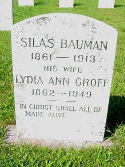 Silas S. Bauman