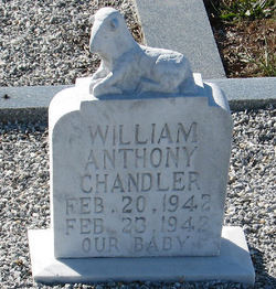 William Anthony Chandler