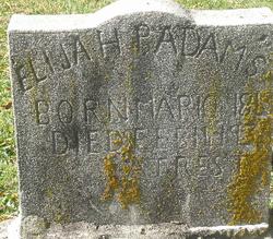 Elijah P. Adams