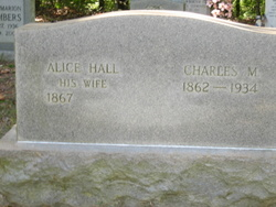 Alice Clementine <I>Hall</I> Clements