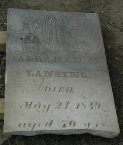 Abraham A. Lansing
