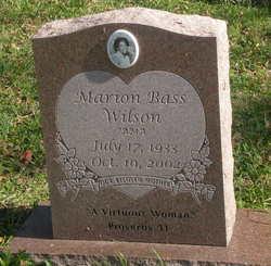 Marion Bass Wilson