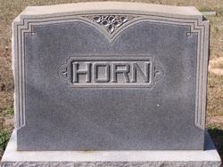 Louella R. <I>Mooreland</I> Horn