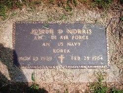 Joseph Dovard Norris