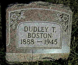 Dudley T. Boston