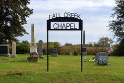 Fall Creek Chapel Cemetery