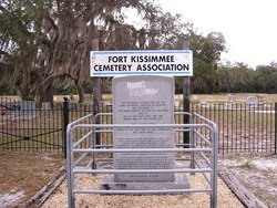 Fort Kissimmee Cemetery