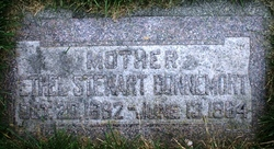 Mary Ethel <I>Stewart</I> Bonnemort