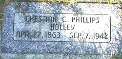 Chestina <I>Christensen</I> Holley