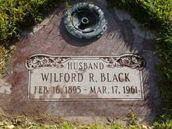 Wilford Rex Black, Sr